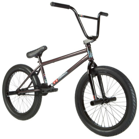 2019 Fit Augie FC Bike sunset purple BMX