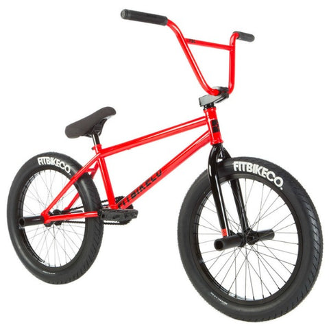 2019 Fit Corriere FC Bike red BMX Freecoaster