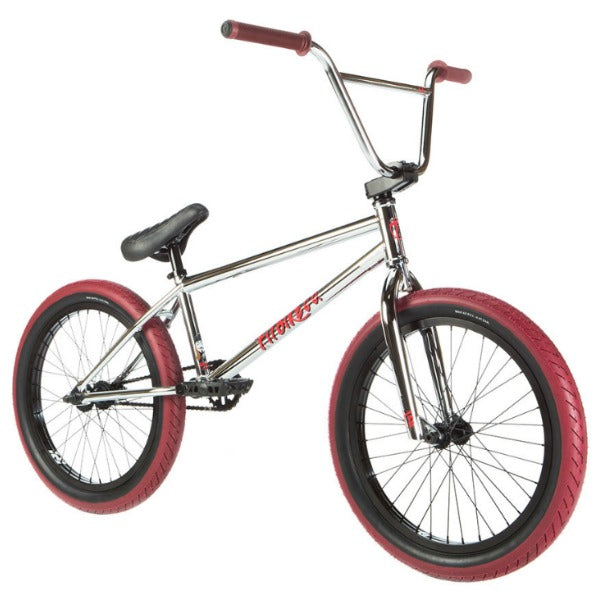 2019 Fit Dugan Bike chrome BMX