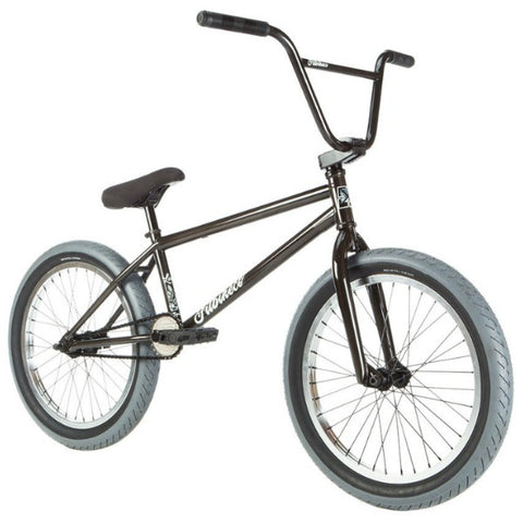 2019 Fit Long Bike trans black BMX