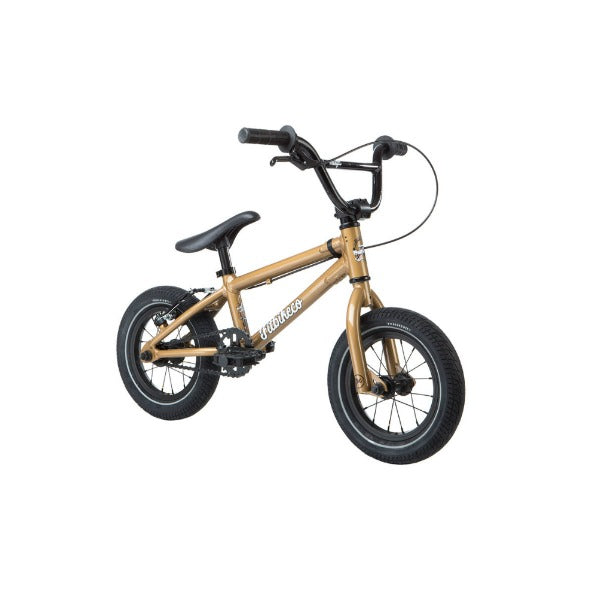 "2019 Fit Misfit 12"" Bike gold BMX"