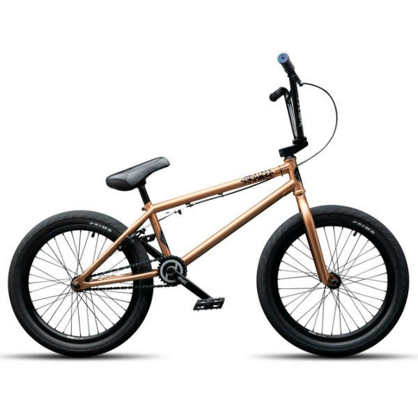 2019 Stranger Crux Bike bronze copper