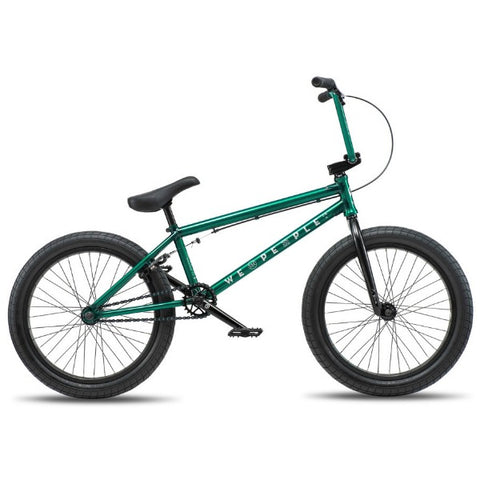2019 We The People Arcade Bike trans green BMX