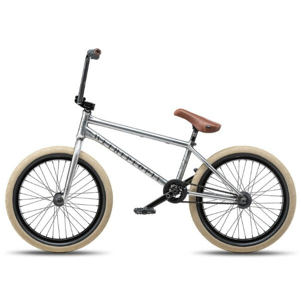 2019 We The People Battleship Bike raw BMX Freecoaster