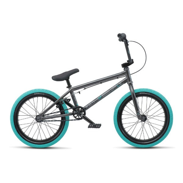"2019 We The People CRS 18"" Bike anthracite BMX"