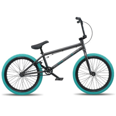 2019 We The People CRS Bike anthracite BMX Curse