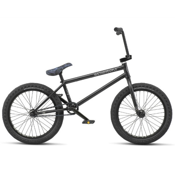 2019 We The People Crysis Bike black BMX
