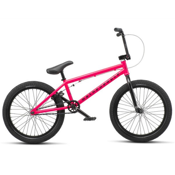 2019 We The People Nova Bike bubble gum pink BMX