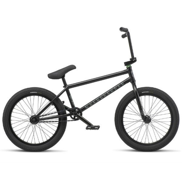 2019 We The People Trust FC Bike black BMX