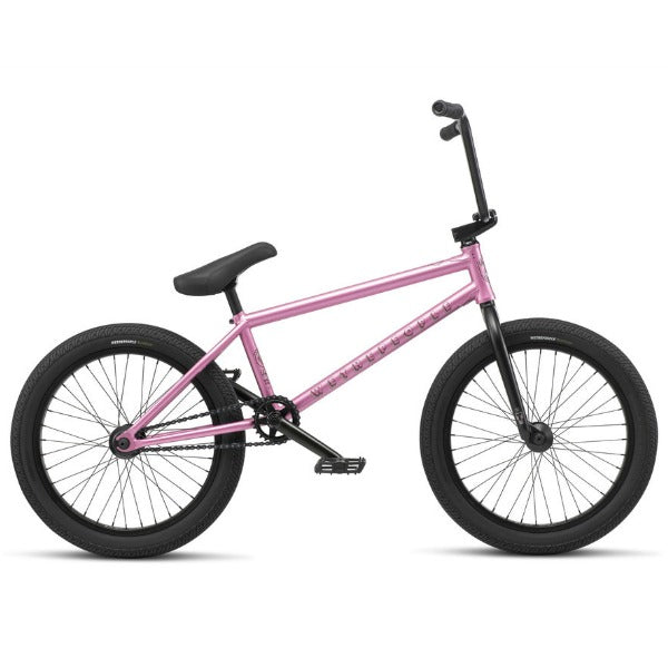 2019 We The People Trust Bike rose gold BMX