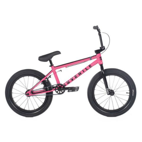 2020 Cult Juvenile Bike pink black fade BMX