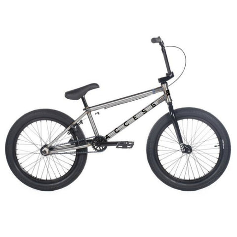 2020 Cult Access Bike raw BMX Gateway Jr