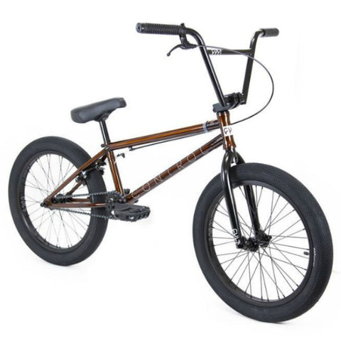 2020 Cult Control Bike trans brown BMX