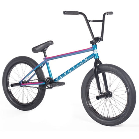 2020 Cult Devotion Bike prism water BMX