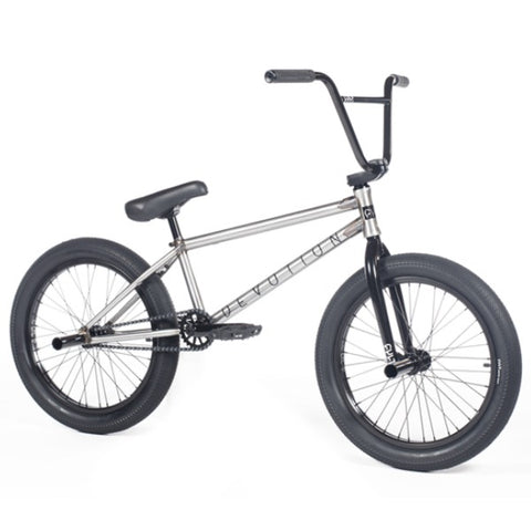 2020 Cult Devotion Bike raw BMX