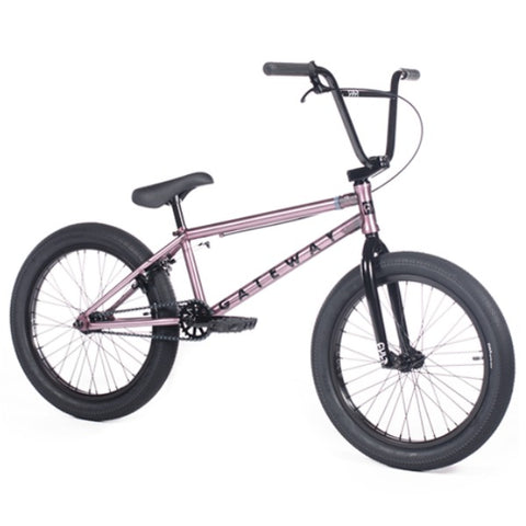 2020 Cult Gateway Bike trans pink BMX rose gold
