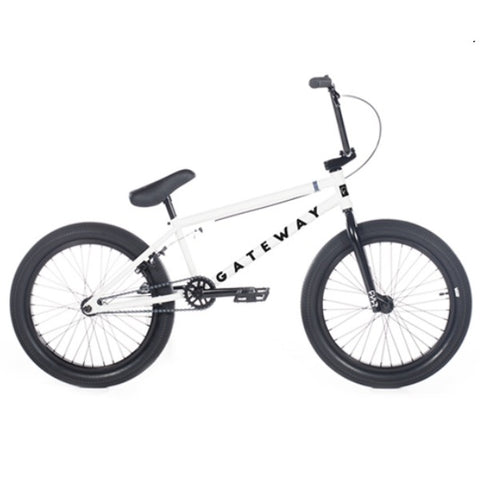 2020 Cult Gateway Bike white BMX