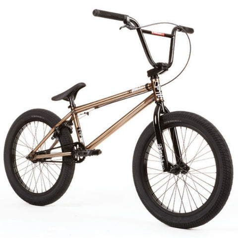 2020 Fit Series One BMX Bike trans gold