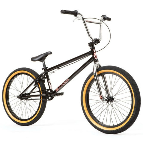 2020 Fit Series 22 BMX Bike trans black