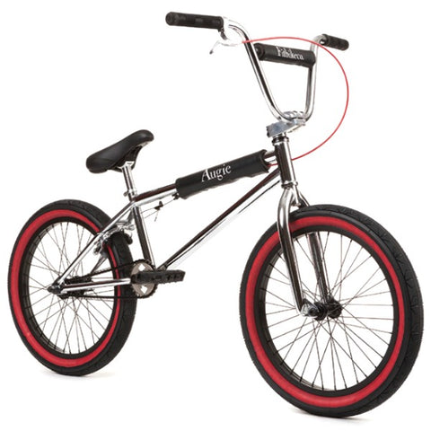 2020 Fit Augie Bike chrome BMX