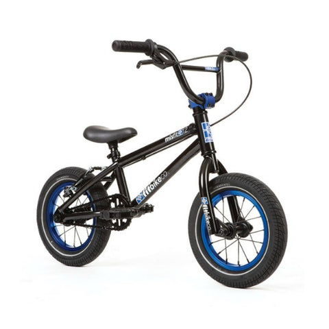 "2020 Fit Misfit 12"" Bike black blue BMX"