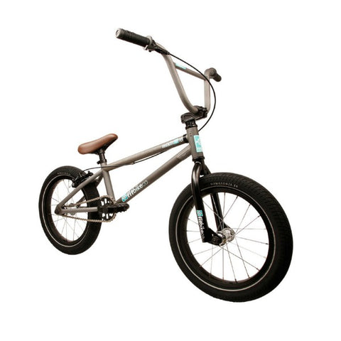 "2020 Fit Misfit 16"" Bike clear raw BMX"