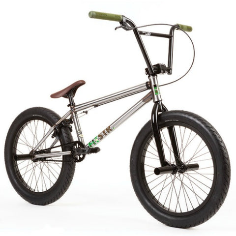 2020 Fit STR XL Bike raw BMX