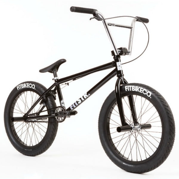 2020 Fit STR Bike gloss black BMX