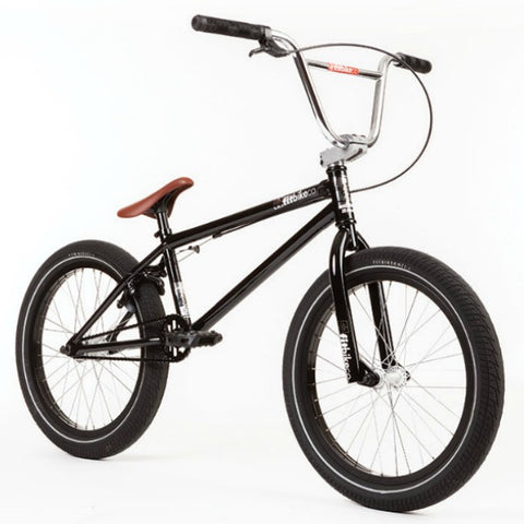 2020 Fit Series One Bike black BMX