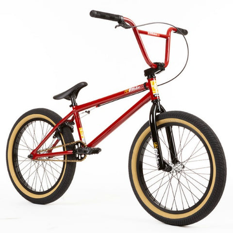 2020 Fit Series One Bike burgundy BMX