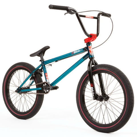 2020 Fit Series One Bike trans teal BMX