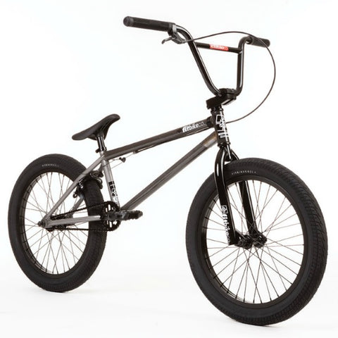 2020 Fit Series One BMX Bike gloss clear raw