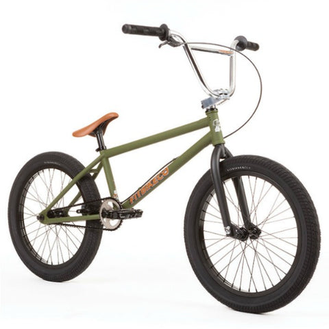2020 Fit TRL XL Bike Army Green BMX