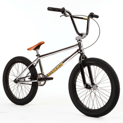 2020 Fit TRL Bike chrome BMX