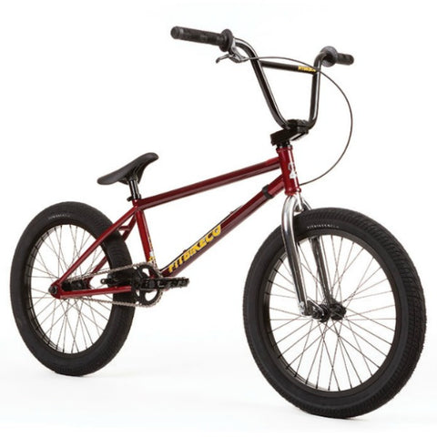 2020 Fit TRL Bike trans red BMX
