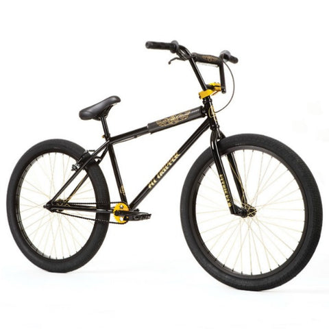 "2020 Fit Tripper Bike black 26"" BMX"
