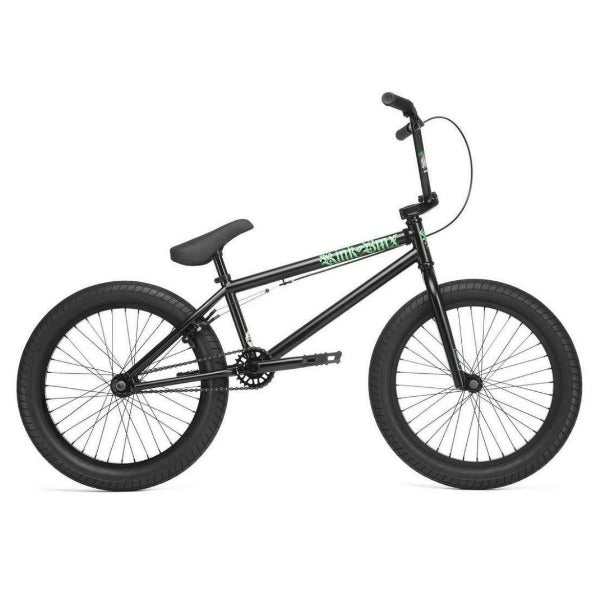 2020 Kink Curb Bike matte guinness black BMX