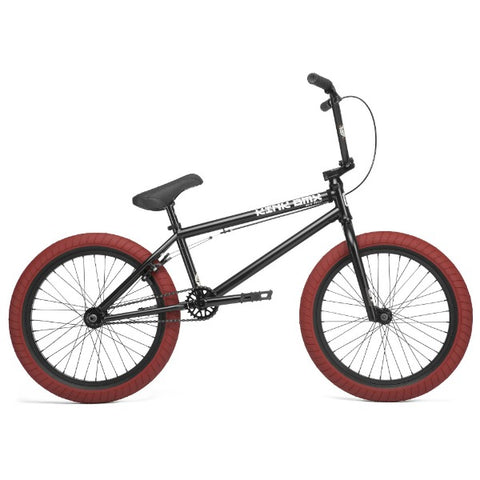 2020 Kink Gap FC Bike black BMX Freecoaster