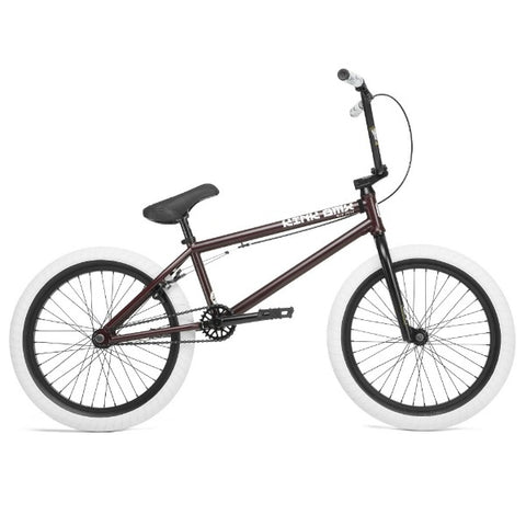 2020 Kink Gap XL Bike maroon BMX