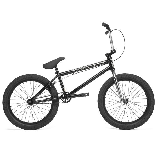 2020 Kink Launch Bike gloss guinness black BMX