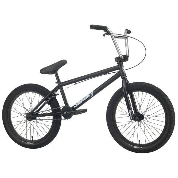 "2020 Sunday Blueprint Bike black 20.5"" BMX"