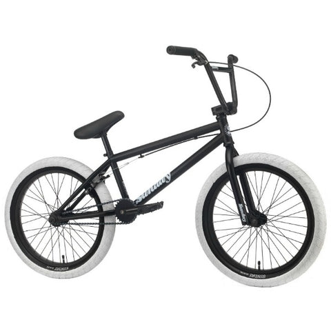 "2020 Sunday Blueprint Bike black white 20"" BMX"