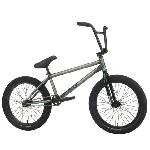 2020 Sunday EX Bike frost green BMX Erik Elstran