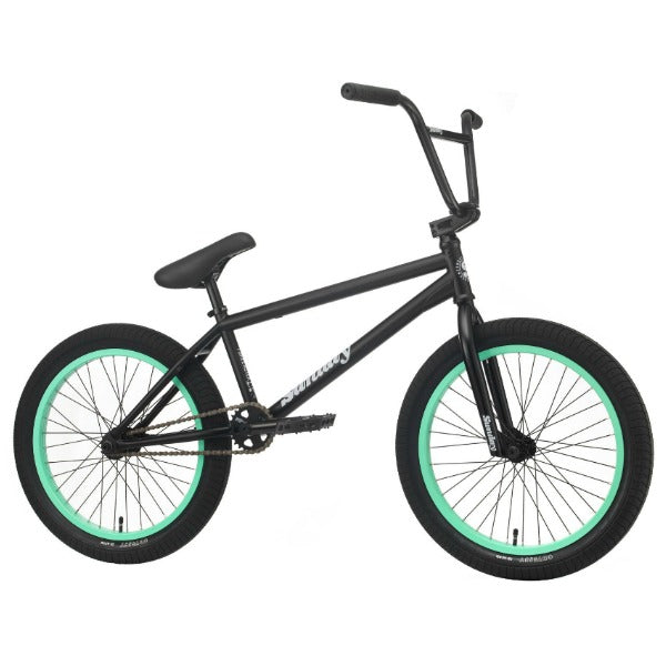 2020 Sunday Forecaster Bike black toothpaste BMX Alec Siemon