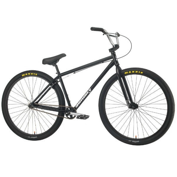 "2020 Sunday High C Bike gloss black 29"" BMX"