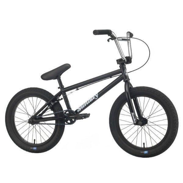 "2020 Sunday Primer 18"" Bike black BMX"