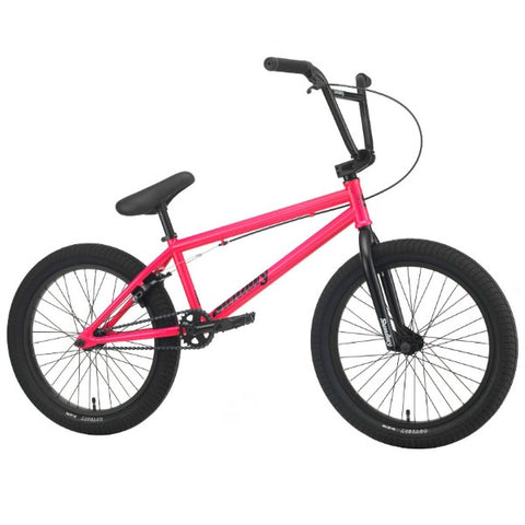 2020 Sunday Primer Bike hot pink BMX