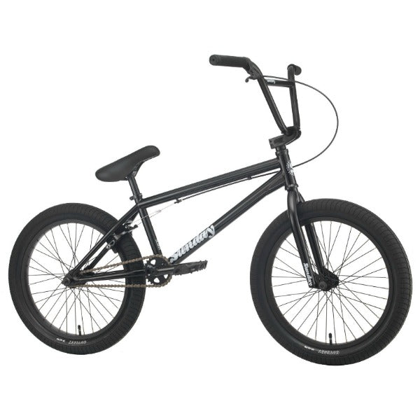 2020 Sunday Scout Bike matte black BMX
