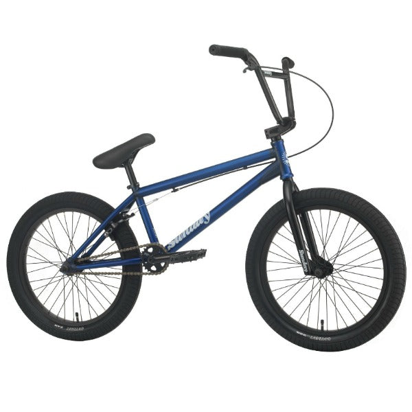 2020 Sunday Scout Bike trans blue BMX