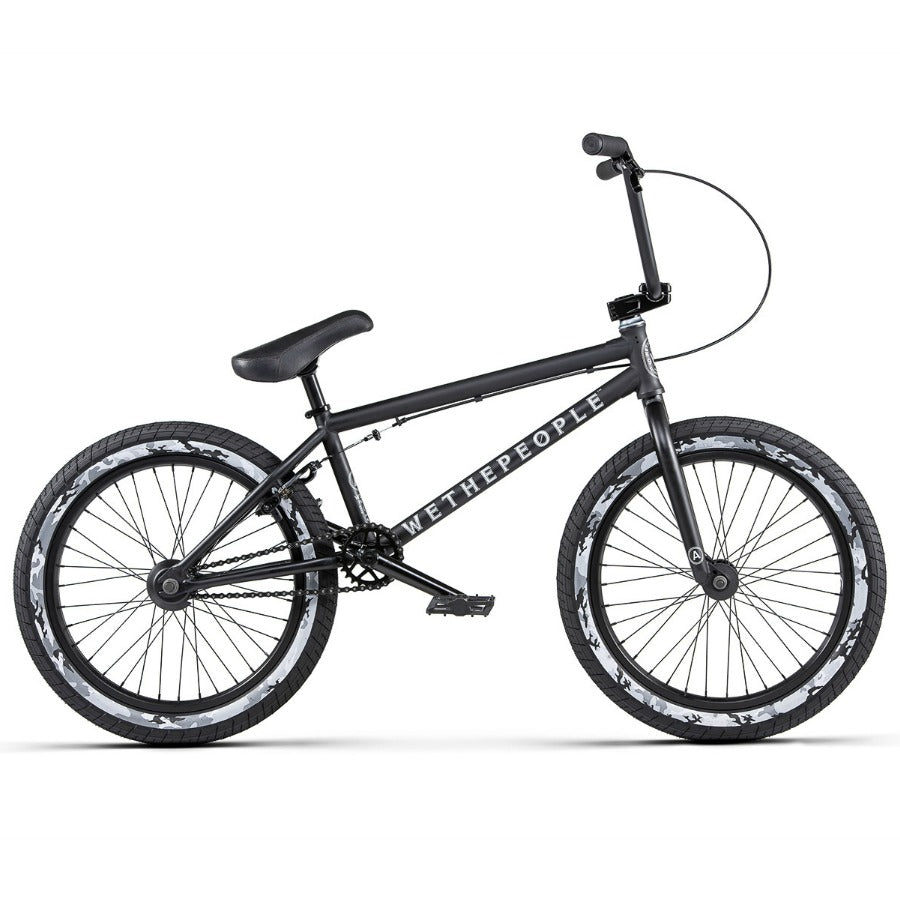 2020 Wethepeople Arcade bike matte black BMX